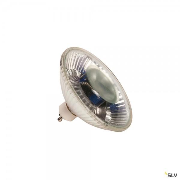 SLV 1001029 Leuchtmittel, dimmbar Switch, QPAR111, GU10, LED, 10W, 3000K, 630lm, 38°