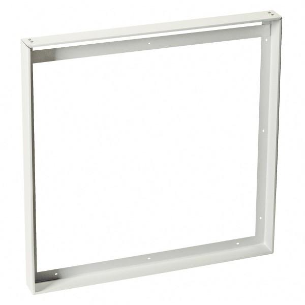 SLV 158762 LED Panel, Aufbaurahmen, 60x60cm, weiß