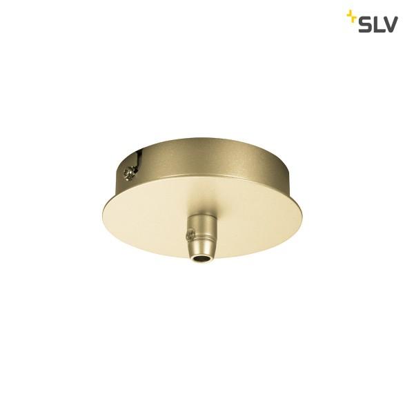 SLV 1002163 Fitu, Deckenrosette, gold, 1er