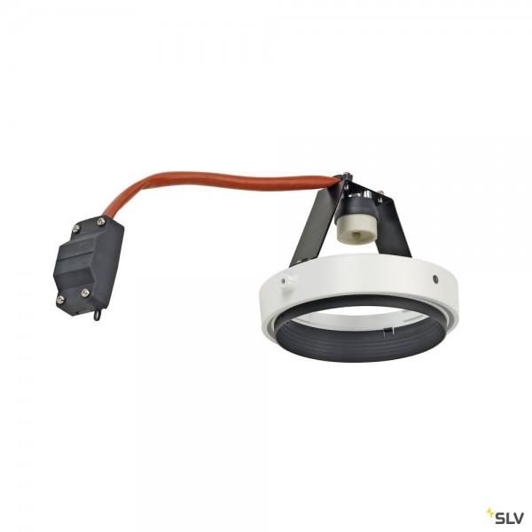 SLV 115011 QPAR111 Modul, Aixlight® Pro, weiß matt, GU10, max.75W