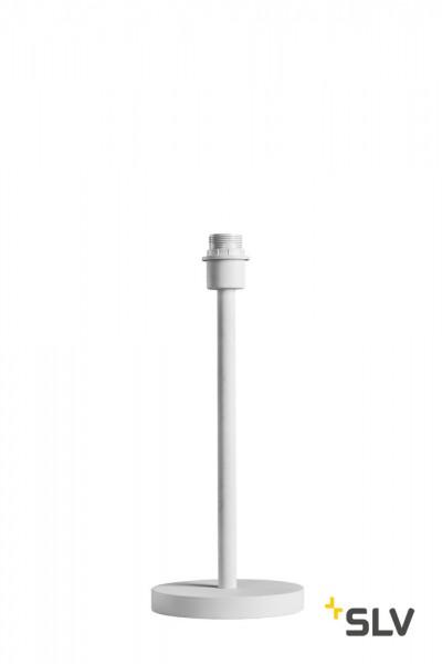 SLV 1003030 Fenda, Basis, Tischleuchte, weiß, E27, max.60W