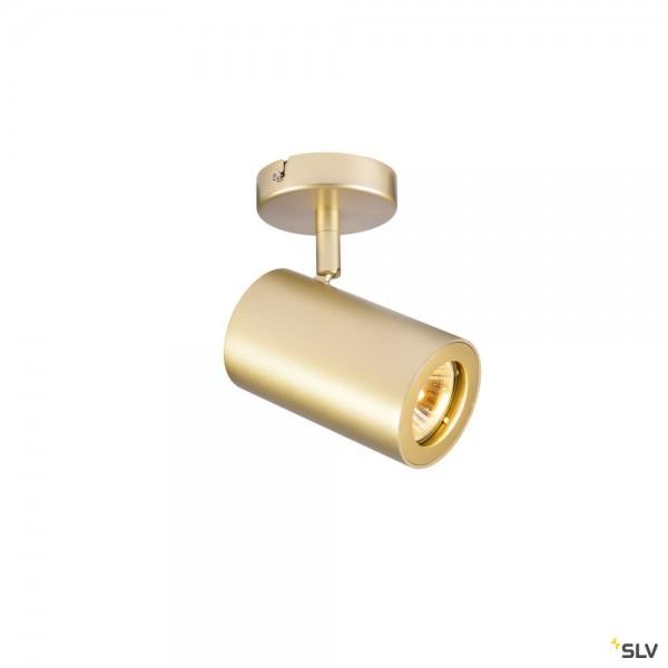 SLV 152013 Enola_B, Strahler, gold, QPAR51, GU10, max.50W