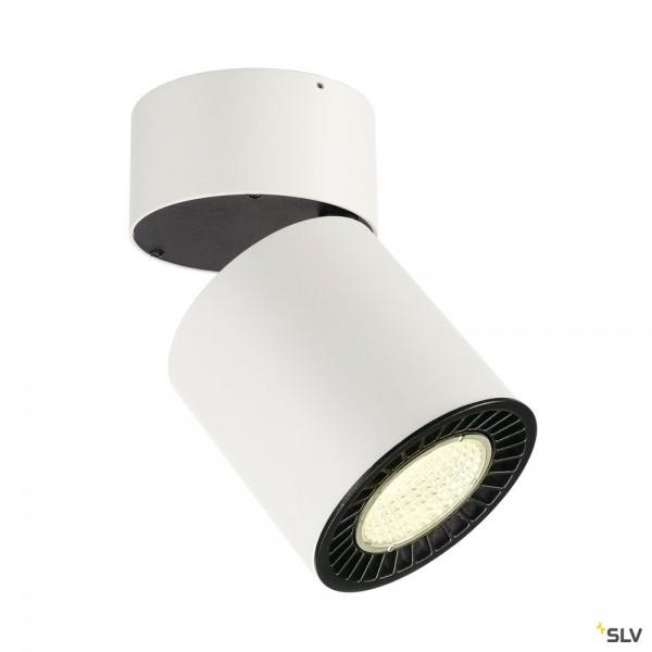 SLV 1003288 Supros Move, Spot, weiß, LED, 31W, 4000K, 2700lm