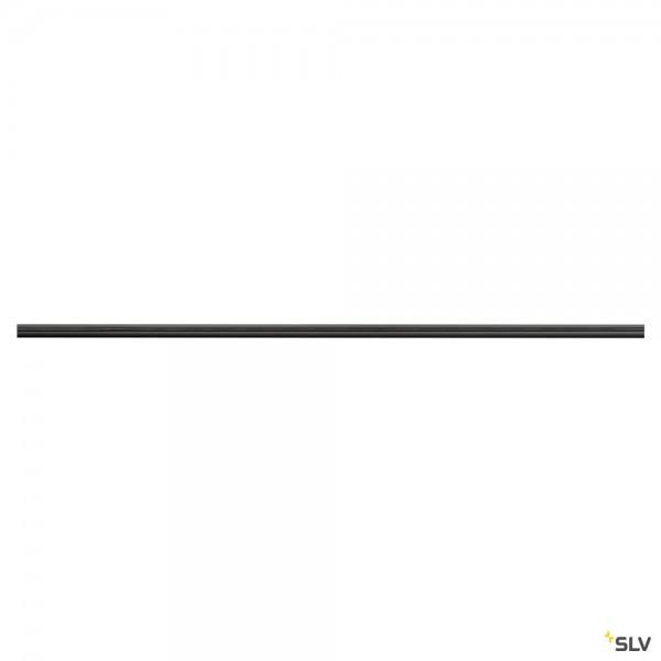 SLV 184020 Easytec II, Trägerschiene, 200cm, schwarz
