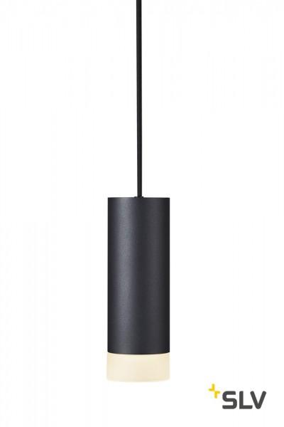 SLV 1002939 Astina, Pendelleuchte, schwarz, ohne Rosette, QPAR51, GU10, max.10W
