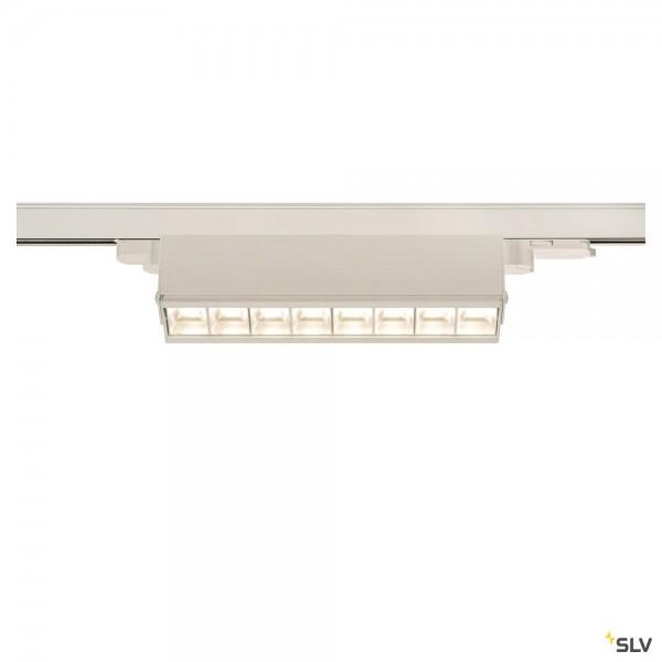 SLV 1004693 Sight Move, 3Phasen, Strahler, weiß, dimmbar Dali, LED, 26W, 4000K, 3100lm