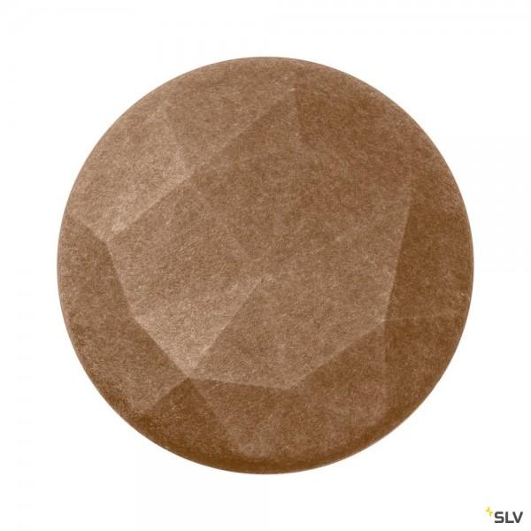 SLV 1004662 Mana, Filzleuchtenschirm, beige, 60cm