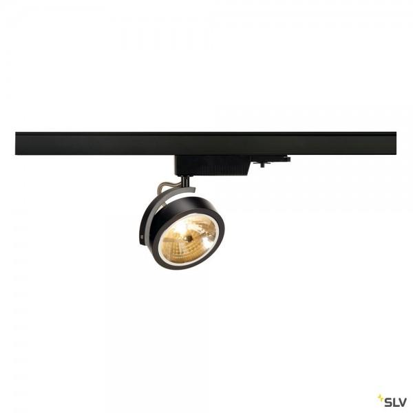 SLV 153580 Kalu Track, 3Phasen, Strahler, schwarz, G53, max.50W