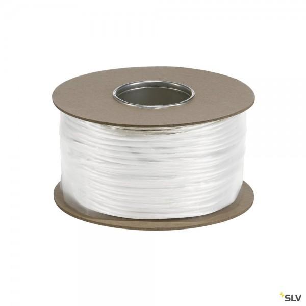 SLV 139061 Niedervoltseil 100m/6mm², weiß, Seilsystem