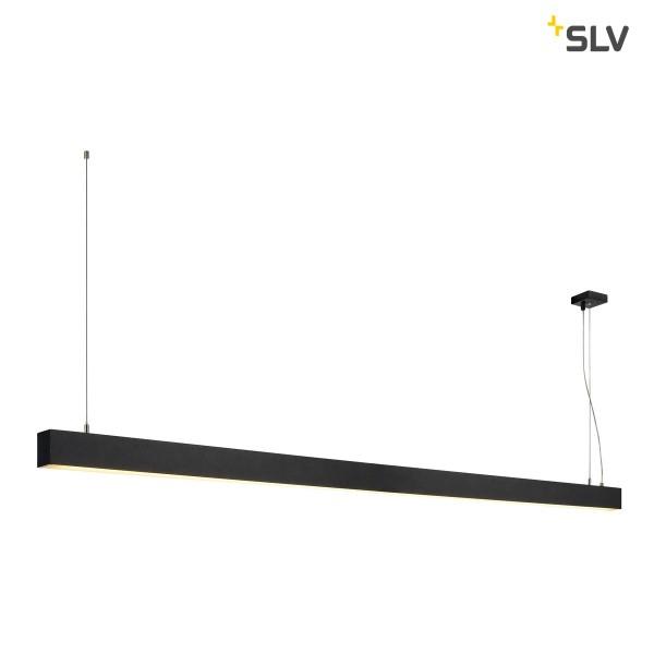 SLV 1001406 Glenos, Pendelleuchte, dimmbar 1-10V, LED, 85W, 3000K, 5700lm