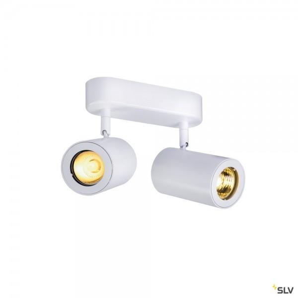 SLV 152021 Enola_B, Strahler, weiß, QPAR51, GU10, max.2x50W