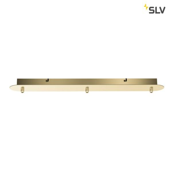 SLV 1002264 Fitu, Deckenrosette, gold, 3er