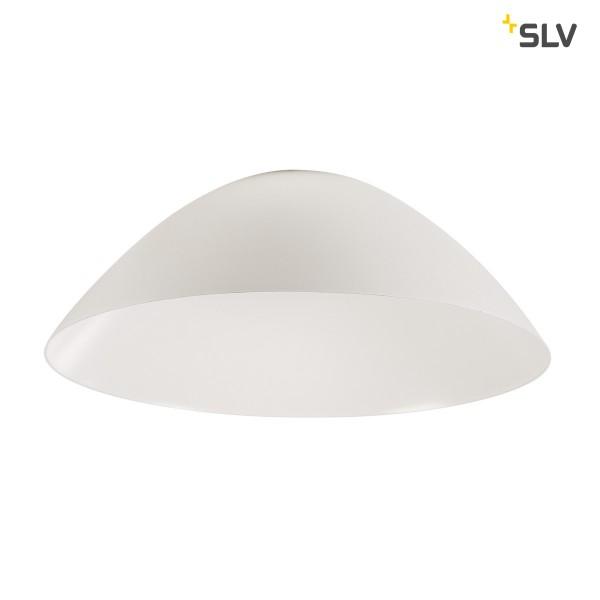 SLV 1001959 Fitu, Halbschirm, 17cm, weiß