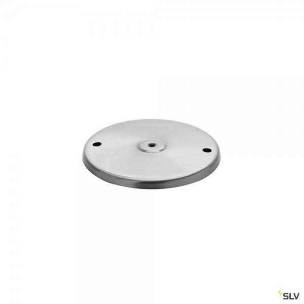 SLV 1001963 Montageplatte, Nautilus, Edelstahl