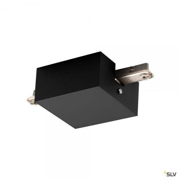 SLV 172070 2Phasen, D-Track, Mitteleinspeiser, schwarz