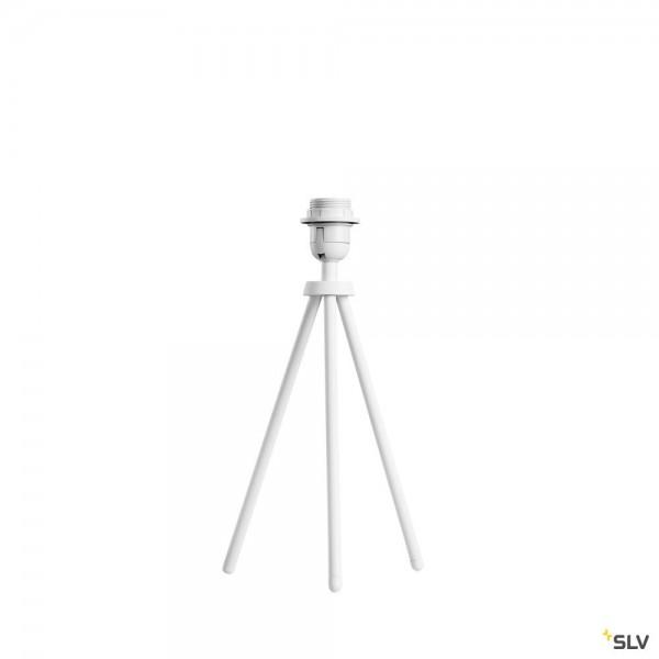 SLV 1003032 Fenda, Basis, Tischleuchte, weiß, E27, max.60W