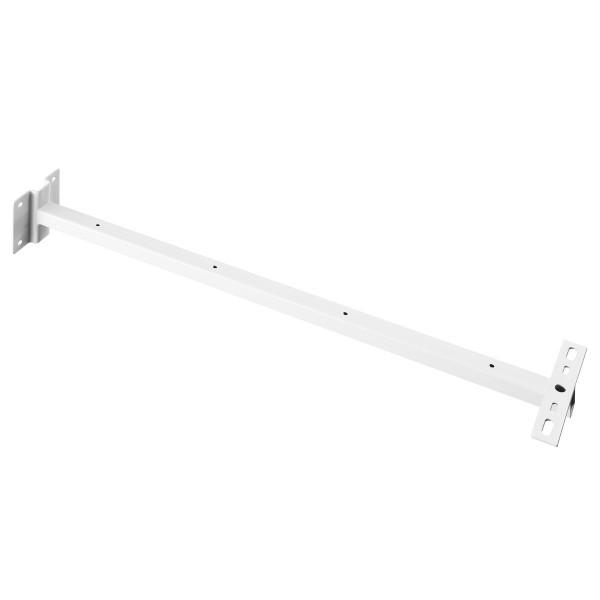 SLV 234351 Wandhalterung, 82cm, weiß
