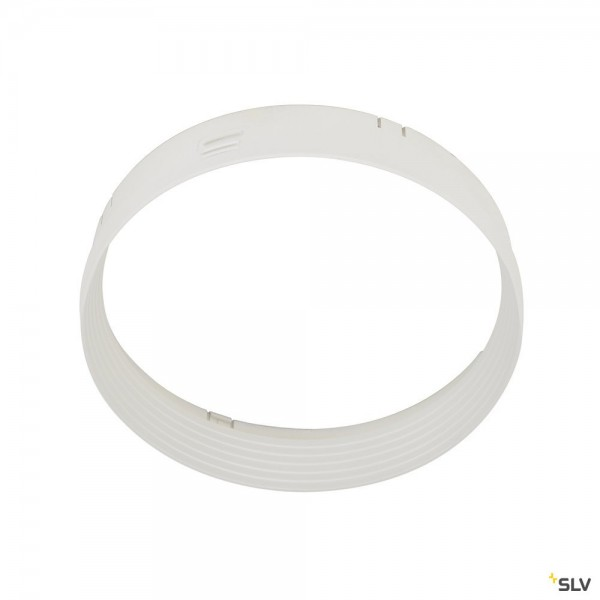 SLV 115600 Aixlight Pro, Zierring, weiß