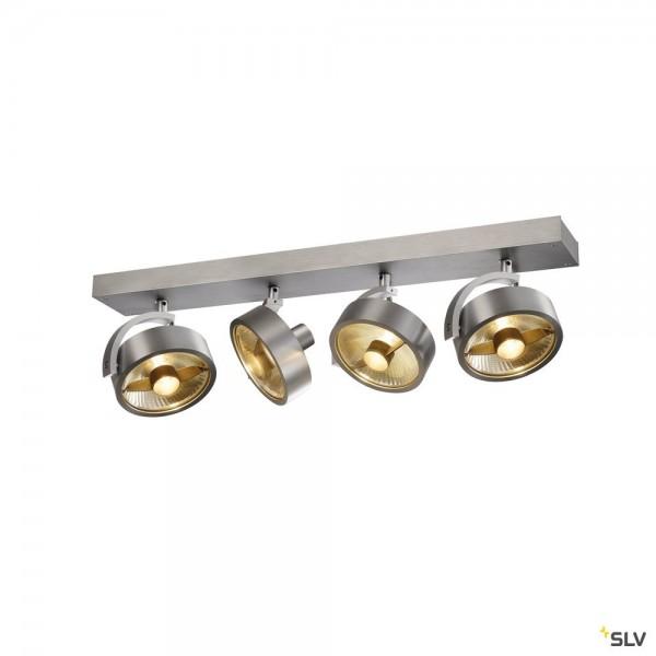 SLV 1002025 Kalu, Wand- und Deckenleuchte, QPAR111, GU10, max.4x75W