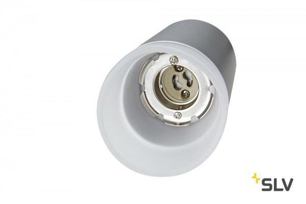 SLV 1002935 Astina, Deckenleuchte, grau, QPAR51, GU10, max.10W