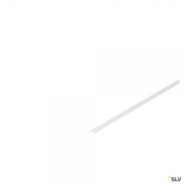 SLV 1000468 Abdeckung 200cm, PMMA, weiß, flach, Grazia 10