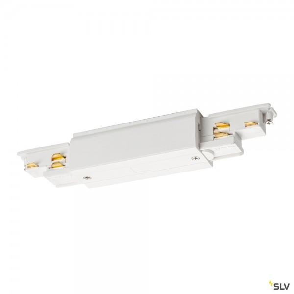 SLV 1002644 3Phasen, S-Track Dali, Aufbauschiene, Verbinder, weiß
