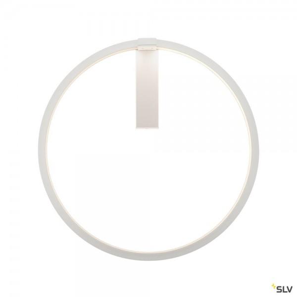 SLV 1002919 One 60, Wandleuchte, weiß, dimmbar Dali, LED, 25W, 3000K/4000K, 1500lm