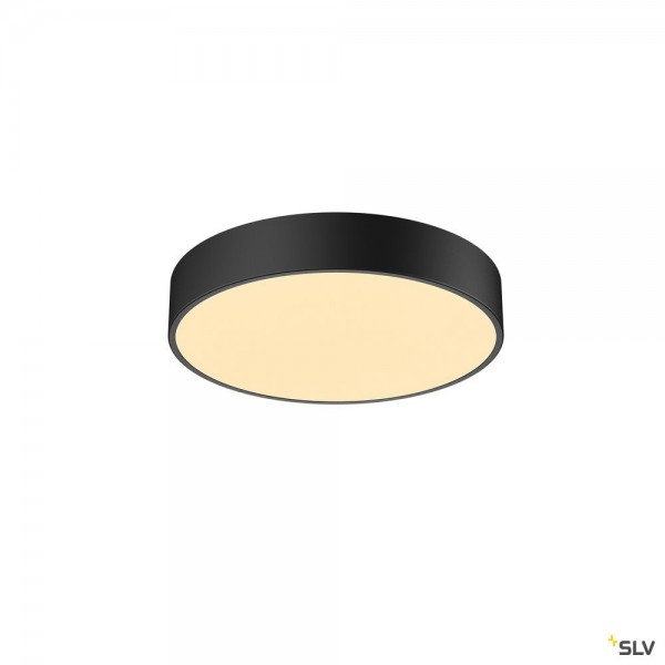 SLV 1001895 Medo 40 CW Ambient, schwarz, dimmbar Dali, LED, 31W, 3000K/4000K, 2950lm