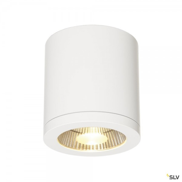 SLV 152101 Enola_C, Deckenleuchte, weiß, LED, 12W, 3000K, 850lm