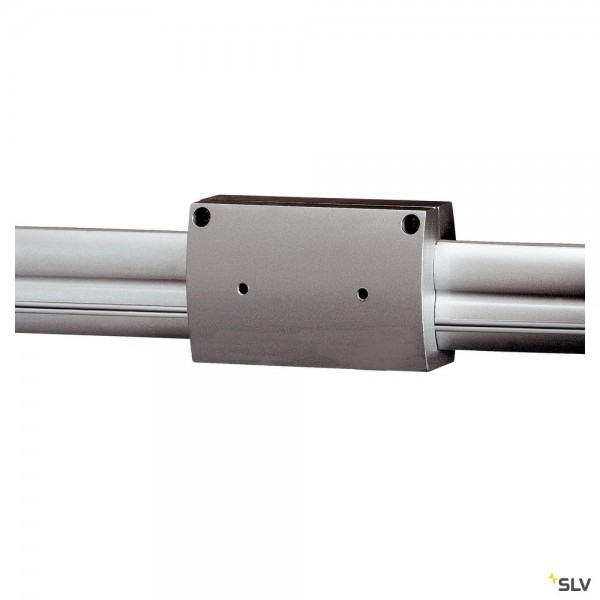 SLV 184172 Easytec II, Isolierverbinder, silbergrau