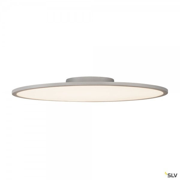SLV 1000785 LED Panel 60 Round, Deckenleuchte, dimmbar Triac C, LED, 42W, 3000K, 3150lm