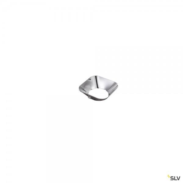 SLV 1001832 Abdeckung, silbergrau, Renisto