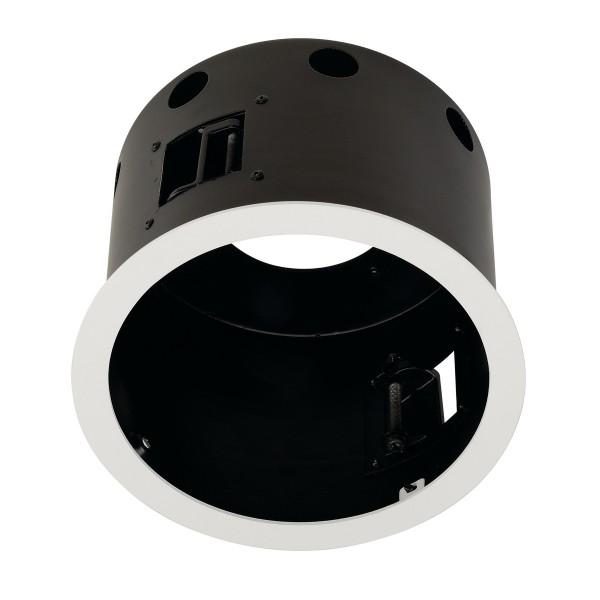 SLV 115601 Einbaurahmen 1 Frame, weiß matt, Aixlight Pro®