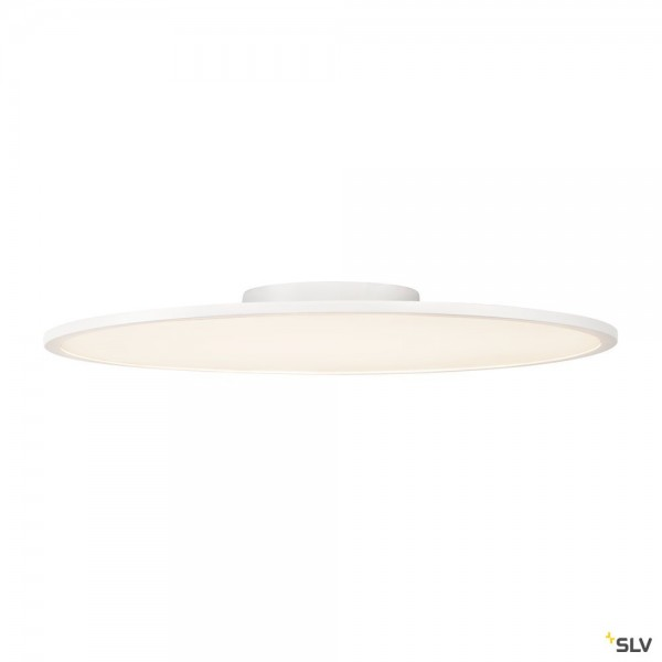 SLV 1000783 LED Panel 60 Round, Deckenleuchte, dimmbar Triac C, LED, 42W, 3000K, 3150lm