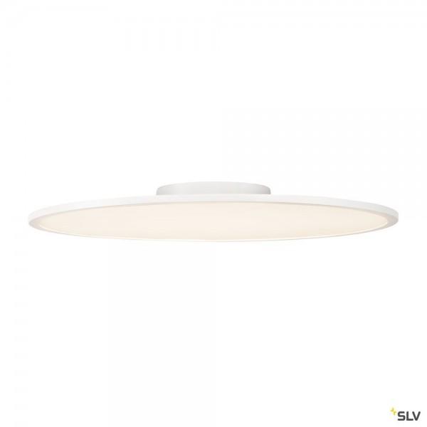 SLV 1000783 LED Panel 60 Round, Deckenleuchte, weiß, dimmbar C, LED, 42W, 3000K, 3150lm