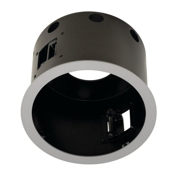 SLV 115604 Einbaurahmen 1 Frame, silbergrau, Aixlight Pro®
