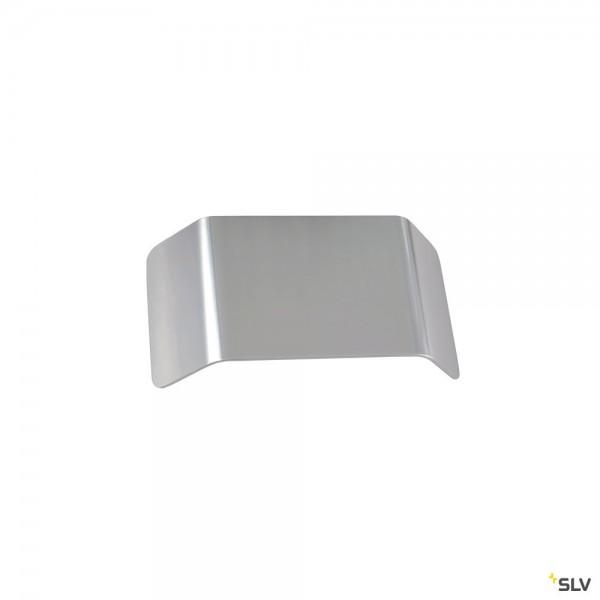 SLV 1000629 Mana 200, Aluminiumschirm, 27cm, alu poliert