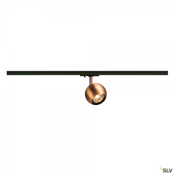 SLV 144019 Light Eye, 1 Phasen, Strahler, kupfer, QPAR51, GU10, max.50W