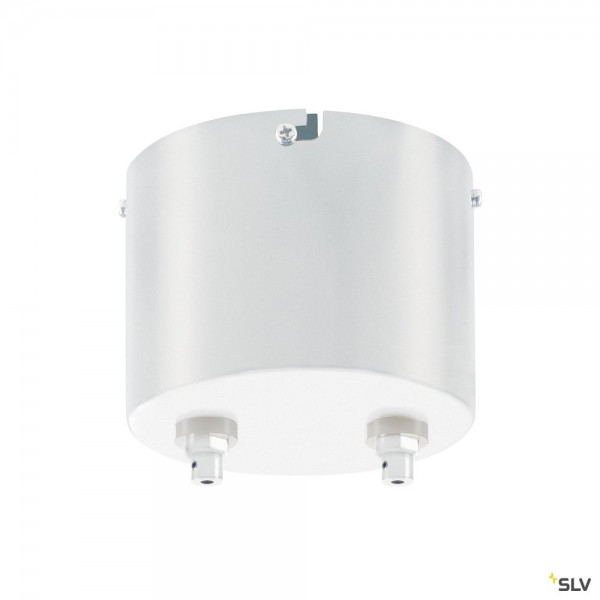 SLV 138981 Transformator, weiß, dimmbar Triac C+L, 12V, 0W-105W