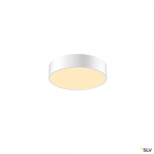 SLV 1001893 Medo 30 CW Ambient, weiß, dimmbar Dali, LED, 16W, 3000K/4000K, 1300lm