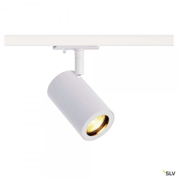 SLV 1002111 Enola_B, 1Phasen, Strahler, weiß, QPAR51, GU10, max.50W