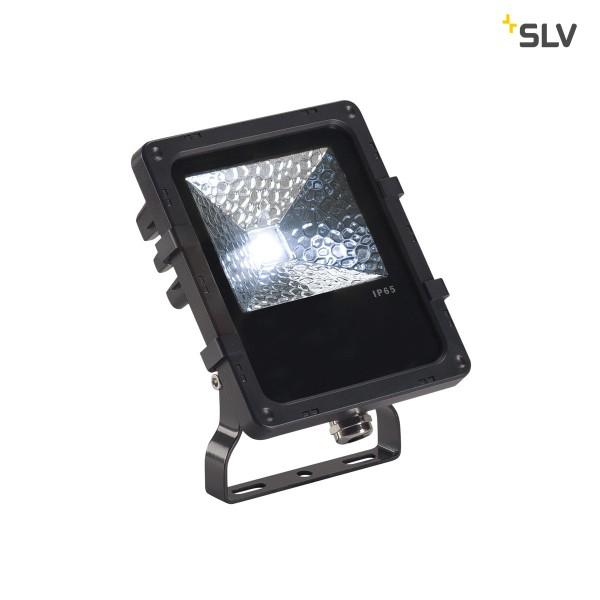 SLV 232350 Disos, Strahler, schwarz, IP65, LED, 12W, 4000K, 1200lm