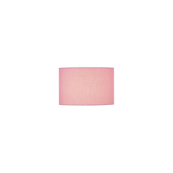 SLV 155589 Fenda, Textilschirm, 30cm, pink