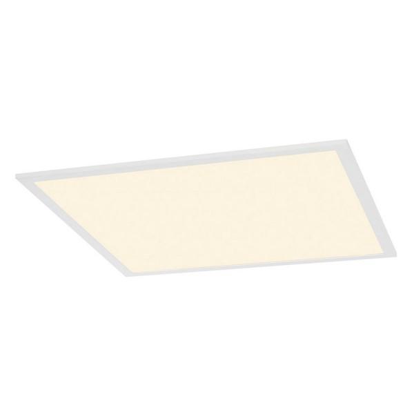 SLV 1000271 Panled Panel, Deckeneinbauleuchte, weiß matt, 61,7x61,7cm, LED, 35W, 3000K, 3250lm