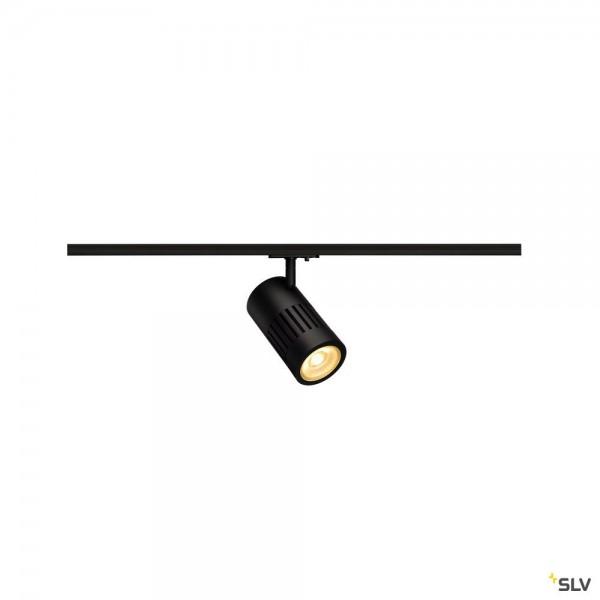 SLV 1000977 Structec, 1 Phasen, Strahler, schwarz, LED, 28W, 3000K, 2650lm, 60°