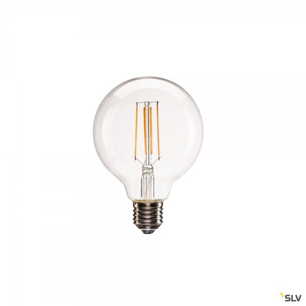 SLV 1001035 Leuchtmittel, dimmbar C+L, E27, LED, 7W, 2700K, 806lm