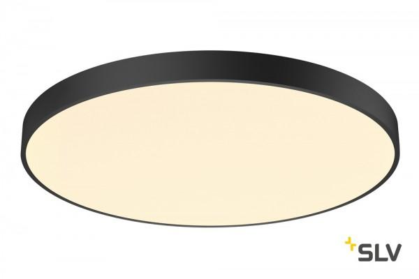 SLV 1001878 Medo 90 Corona, Deckenleuchte, dimmbar Triac C, LED, 19,5W, 3000K/4000K, 9500lm/10100lm