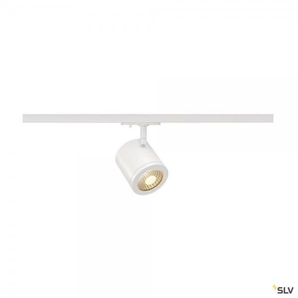 SLV 143941 Enola_C, 1 Phasen, Strahler, weiß, LED, 12W, 3000K, 900lm, 35°