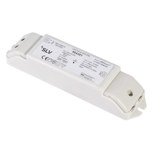 SLV 464401 LED Treiber, Perfekt Dimming System, dimmbar, 350mA, 3-18W