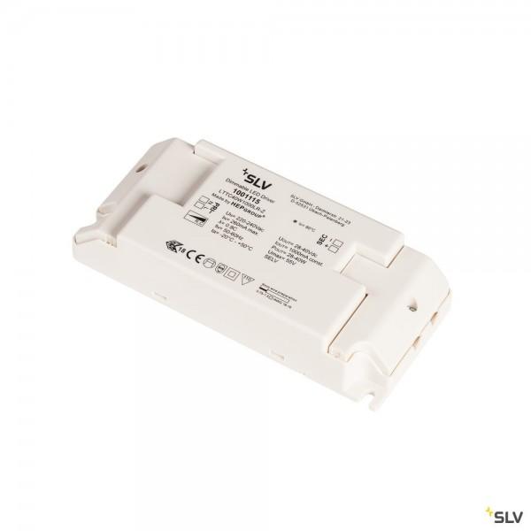 SLV 1001115 LED Treiber, dimmbar Triac C+L, 1000mA, 28W-40W